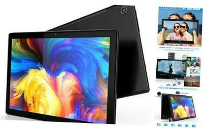 Android Tablet 10 Inch, 1080p Full HD Display, 1920x1200 IPS Touchscreen, Octa-C