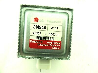 TESTED Whirlpool Kenmore Microwave Heat Element Magnetron 2M246 W10859575