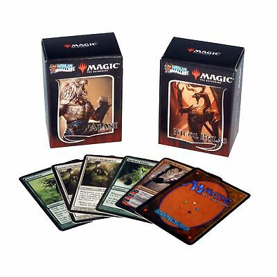 World/'s Smallest MTG Magic The Gathering Duel Deck /& UNO Card Pack NIB