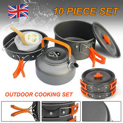 NGT Fishing Camping Cooking Bundle Kettle Carryall Stove Toaster Frying Pan