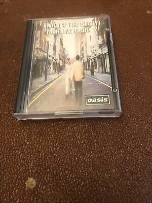 Oasis - Whats The Story Morning Glory? - Minidisc
