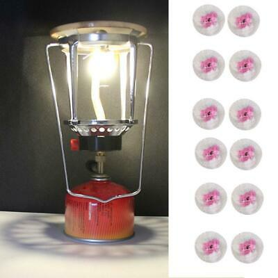 Lantern Mantles Mesh Gauze Oil Gas Lamp Outdoor Gas Too Cover Mantle Mantle V6F6