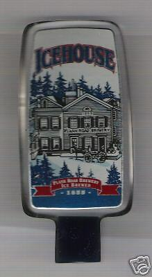 ICEHOUSE PLANK STREET BREWERY beer tap handle  *NEW*