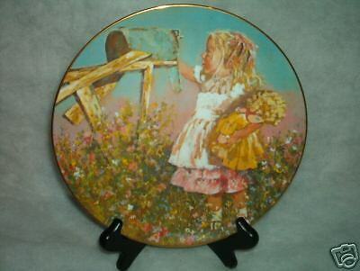 collector plate by Jessica Zemsky Star's Summer