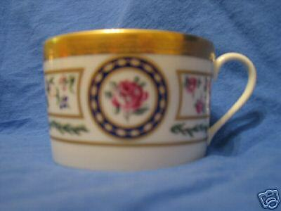 """HAVILAND """"Louveciennes Or""""  cup  NWT! RARE! Now hard to find!"""