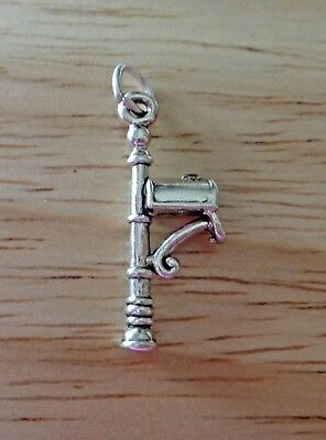 Sterling Silver 13x13mm says You/'ve Got Mail Computer Laptop Monitor Charm