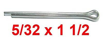 5/32 x 1 1/2 Stainless Split Cotter Pins x25