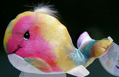 Precious Moments Tender Tails~Rainbow Whale~Limited Ed