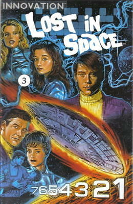 Lost In Space Comic Book #3, Innovation 1991 Near Mint