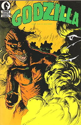 Godzilla King of the Monsters Comic Book #6, 1988 NM