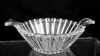 Heisey Glass RIDGELEIGH Handled Individual Nut Cup