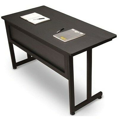 NEW OFM Large Modular Training/Utility 55142 Computer Table 55x24 Color Black