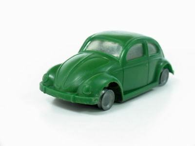 Vintage Plastic Volkswagen Friction Car Toy *