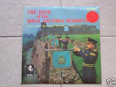 The Band of the Royal Air Force Regiment / Eric Banks