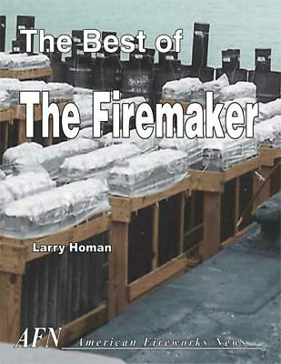 The Best of the Firemaker, how-to book on fireworks.