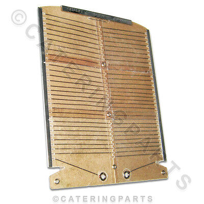 00456 Genuine Dualit Spares - Toaster End Heating Element For 4 Slot & Combi