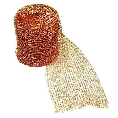 Stuf-Fit Copper Mesh For Rat Mouse Bat Control 20 Feet