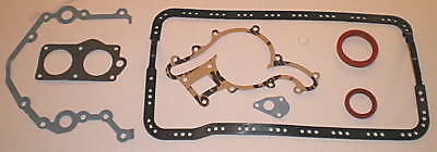 BOTTOM END SUMP GASKET SET FORD SIERRA XR4i GRANADA BRONCO RANGER 2.9 EFi 12V V6
