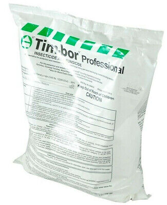 5 Bags Timbor Insecticide Fungicide Wood Preservative ( total of 7.5 LB )