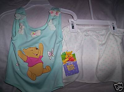 26696060cef59 WINNIE THE POOH Baby Girl 12 Month Bathing Suit - $5.50 | PicClick