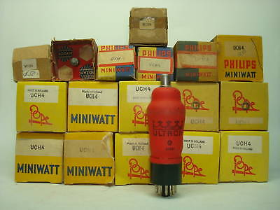 Uch4 Tube. Mixed Brand Tube. Nos/nib. Rc102