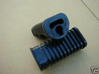 Kawasaki  Driver foot pegs step rubbers rubber footstep
