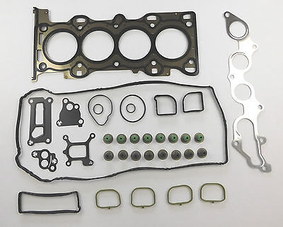 HEAD GASKET SET FOCUS MONDEO C-MAX MAZDA 5 6 1.8 DURATEC 2000 on PLASTIC CAM BOX
