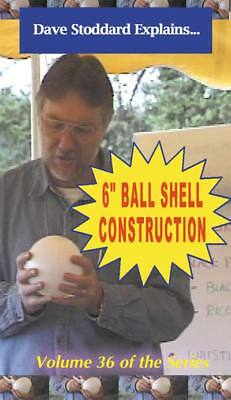 """Making a 6"""" ball shell video - professional fireworks"""