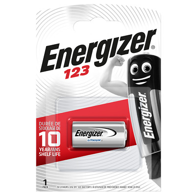 CR123A CR123 Lithium Camera Battery