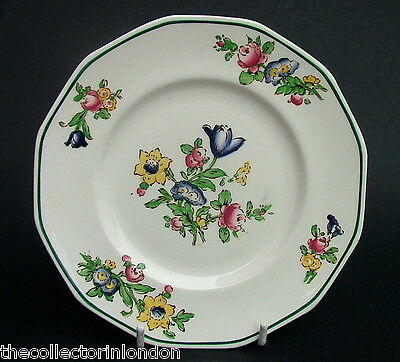 Vintage Booths Old Staffordshire Side Bread Plates 16cm