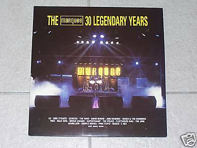 The MARQUEE - 30 legendary Years / Sehr rare DoLP, 1989