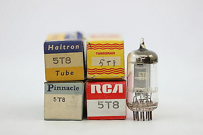 5T8 Tube. Mixed Brand Tube. Nos/nib. 1 Pc. Rc120.