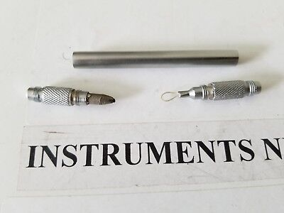 Eye Magnet & Foreign Body Loops Surgical Instruments