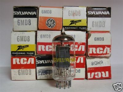 6Md8 Tube. Mixed Brand Tube. Nos / Nib. Rc74