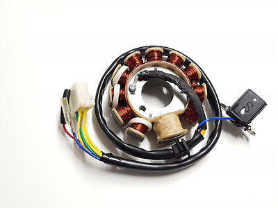 CHINESE SCOOTER PARTS 125cc STATOR YIYING