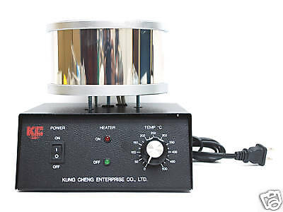 1pc 10cm Soldering Pot Solder Melt AC220V 550W IC Temperature Setting KC Taiwan