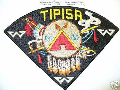 OA Tipisa Lodge 326,P-3,1973,25th Anniversary,SMY,Pie,Central Florida Council,FL