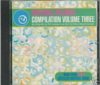 V.A. - Eightball Records Compilation Vol. 3 / US - CD !