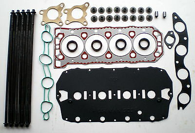 Head Gasket Set Bolts Fits Rover 200 214 216 218 400 414 416 418 16V K Series