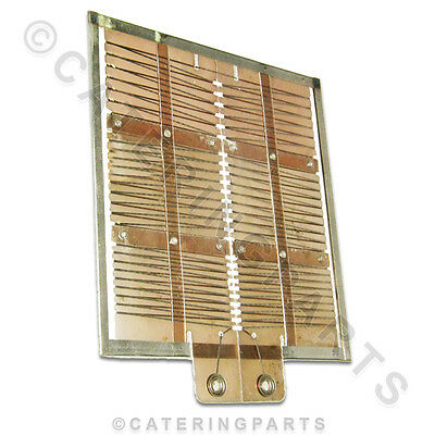 OLD TYPE EXPOSED WIRE TOASTER HEATING ELEMENT FITS DUALIT MIDDLE CENTRE 460w