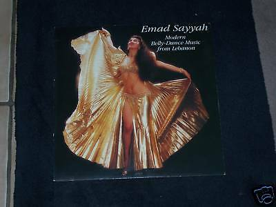 Emad SAYYAH - Modern Belly-Dance Music from Lebanon, LP
