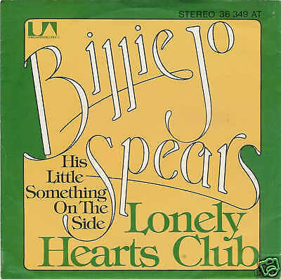 "Billie Jo SPEAR - Lonely Hearts Club / 7"" Single !!"