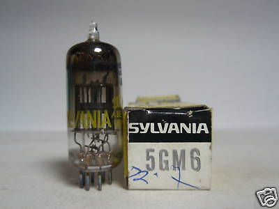 5Gm6 Tube. Mixed Brand Tube. Nos/nib. Rc66