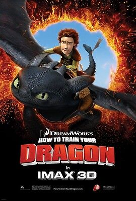 Poster How To Train Your Dragon Trainer #4