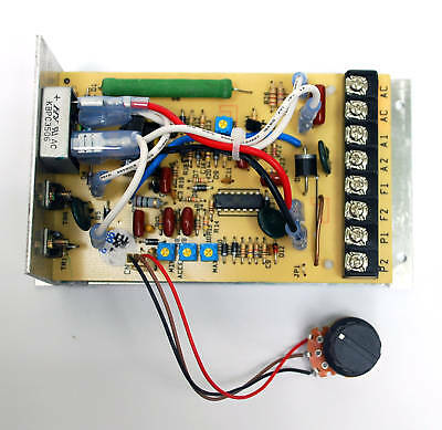 1pc DC Motor Speed Control Driver DMC-03C IN= AC220V Out=0~ DC200V 0~3.7A 1HP *