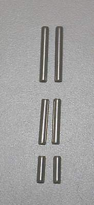 Bunn CDS or Ultra Auger Motor & Shaft Pins, Set of 6 completes 2 shafts.  s