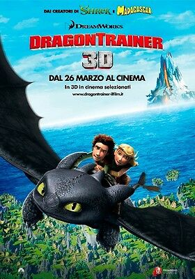 Poster How To Train Your Dragon Trainer #5