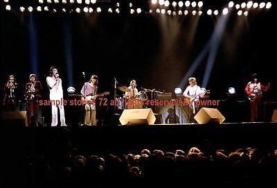 3 Rolling Stones 1972 Fans Set Good Camera Full Stage