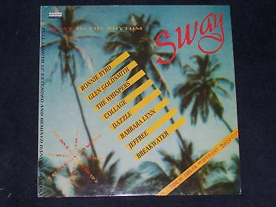 """Sway to the Rhythm / 12"""" Lp, Upfront Dance Records !  Full Length 12"""" Versions !"""