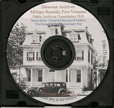 Delaware Archives In Five Volumes